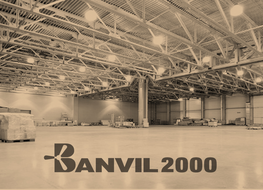 Banvil 2000 history began to take energy conservation seriously banvil began manufacturing its high quality line of industrial decorative ceiling fans and controls aloadofball Images
